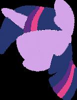Twilight minimalistic Head by Ackdari