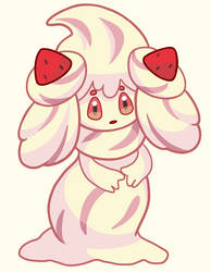 alcremie by marrii1n