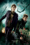 Fred and George action poster