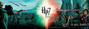 Hogwarts Battle Banner by HarryPotter645