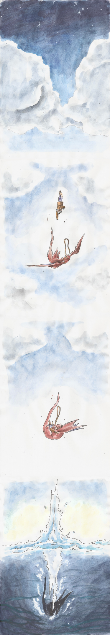 Freefall by Doragon-Ya