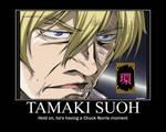Tamaki Suoh