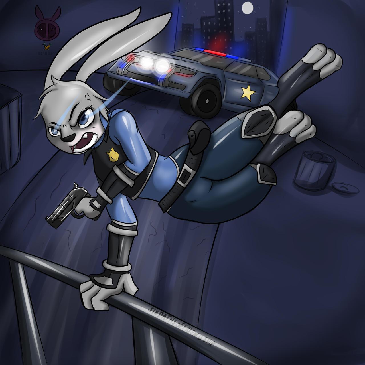 Judy Hopps by sixpathsoffriendship