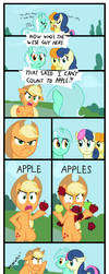 Apples Count by Taskidog