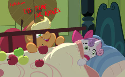 Time for apples by Taskidog