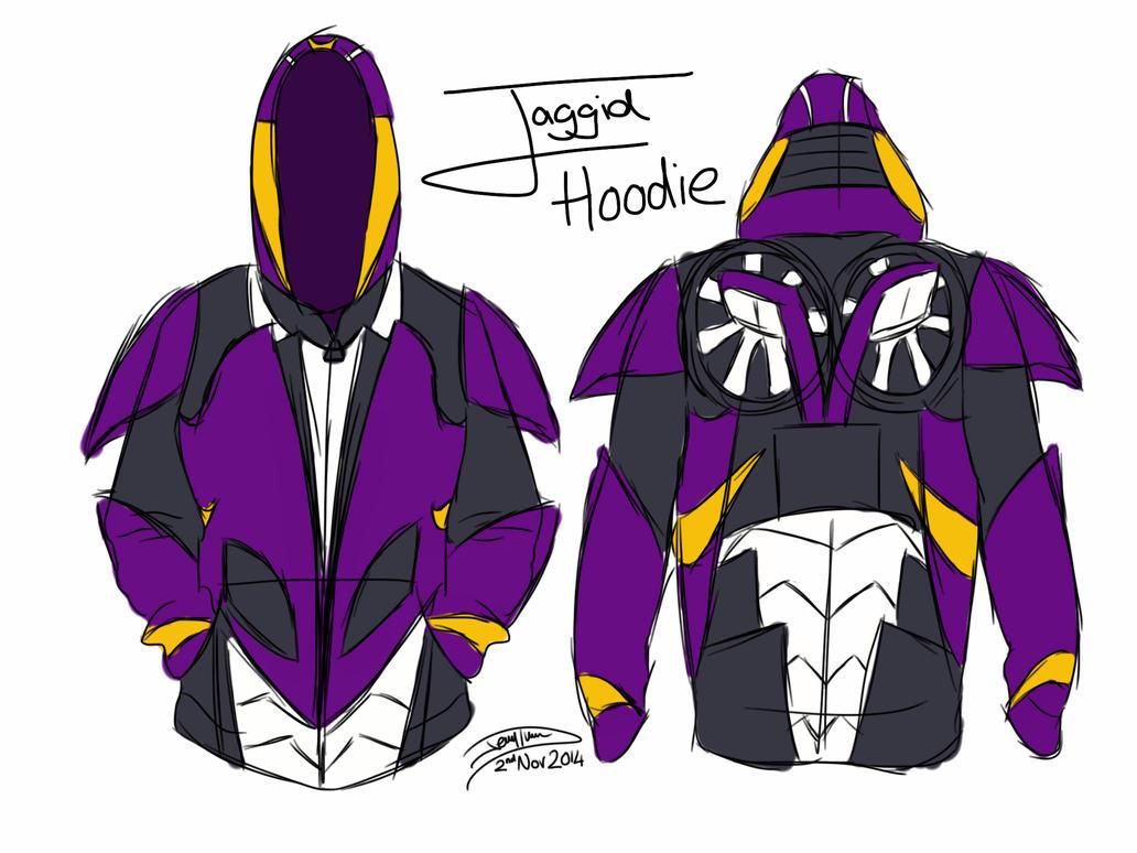Jaggid Hoodie by Jagna-Q7