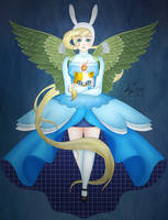 Eternal Fionna by Rini-Hayashi