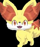 Fennekin 6th Gen Pokemon