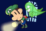 Baby Luigi's Mansion