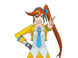 Athena Cykes Sprite by SuperAj3