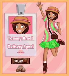 SF App - Tammy Arnet by SuperAj3