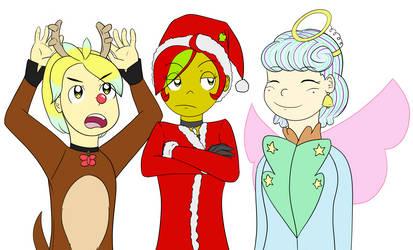 Merry Christmas! by SuperAj3