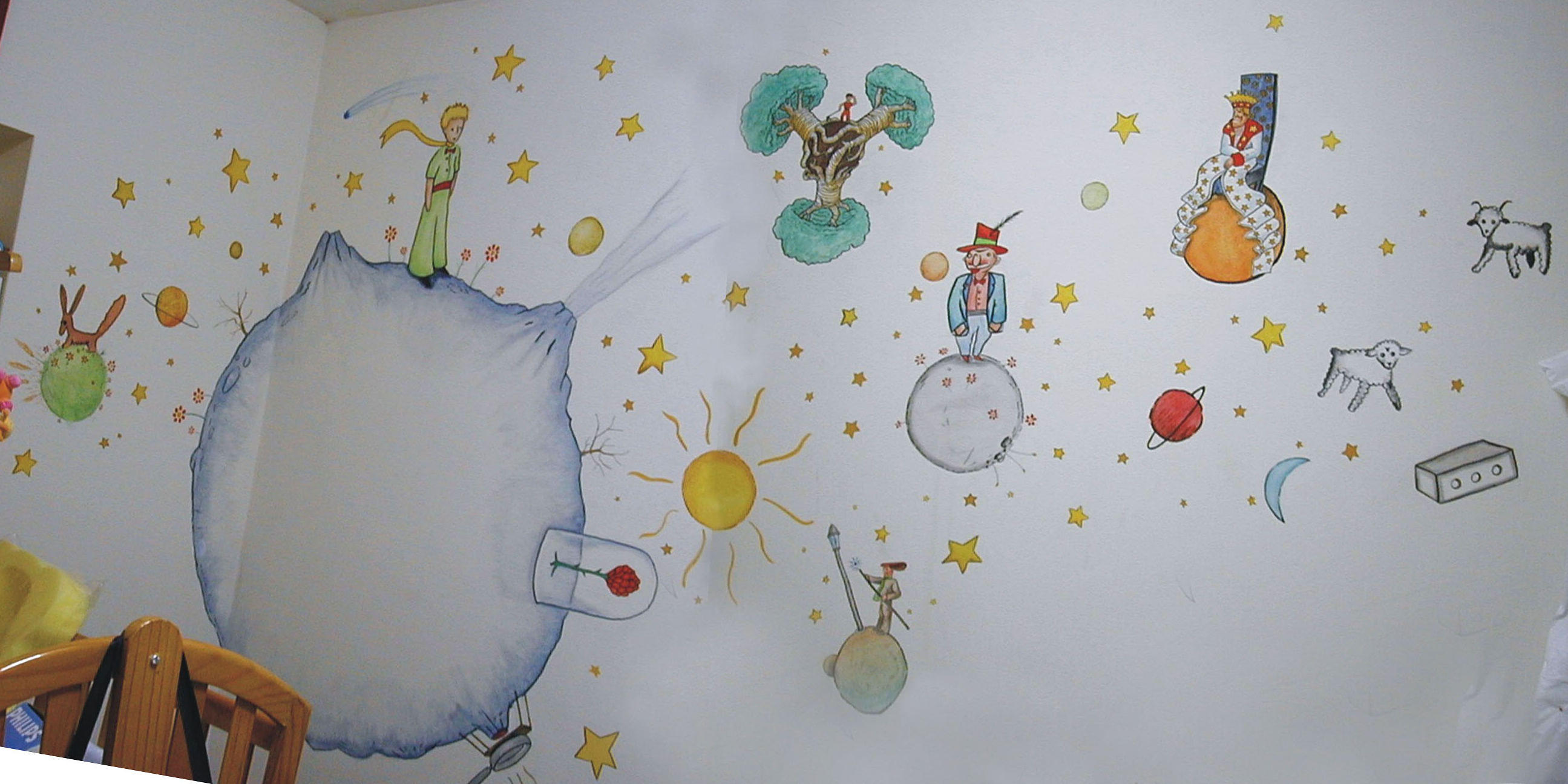 Le petit prince by arikataar on deviantart Decoration le petit prince