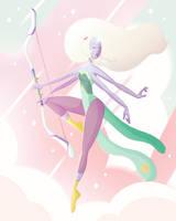 Opal - Steven Universe by johnneh-draws