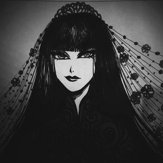 Gothic Lolita by spiderlily-studio