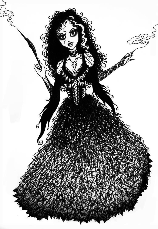 Bellatrix by spiderlily-studio