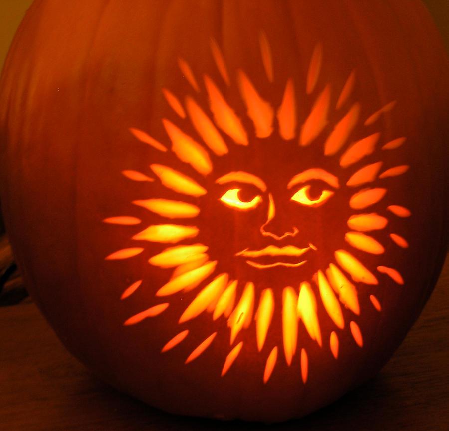 Halloween Pumpkin 5 by inspiredcreativity