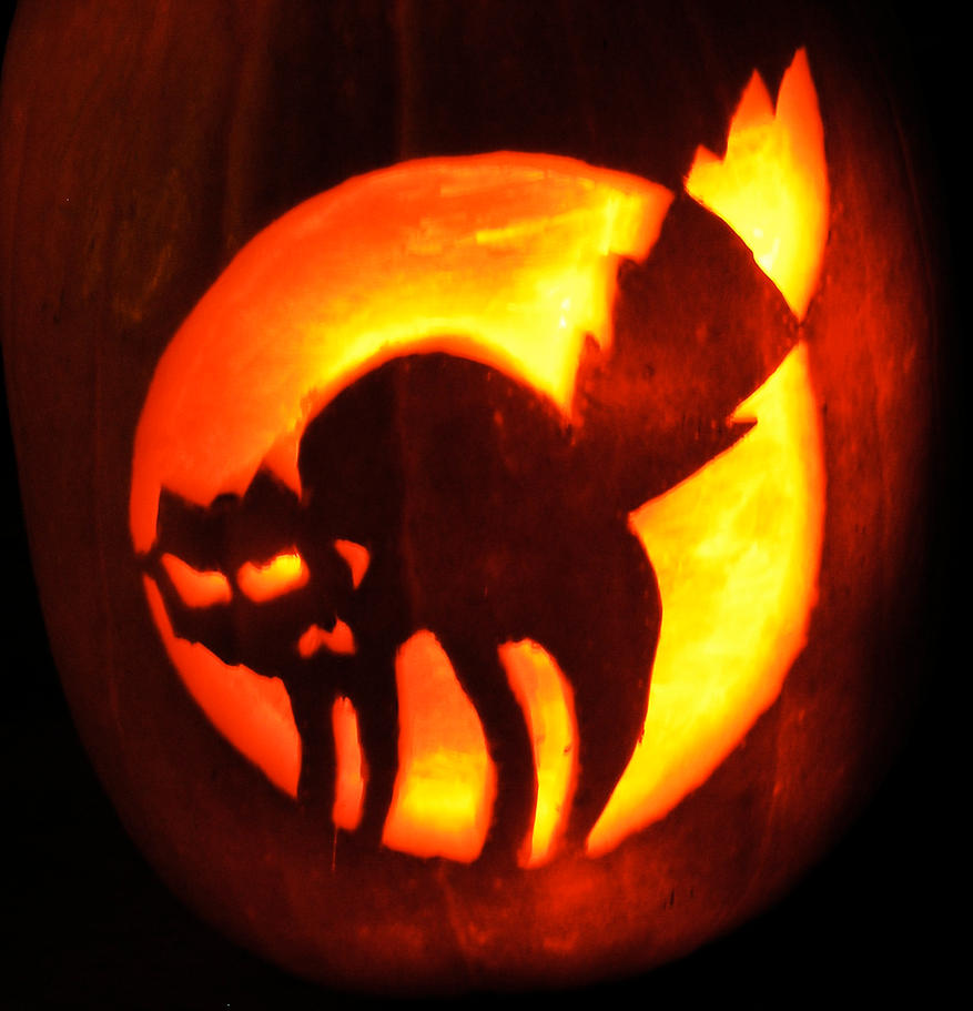 Halloween Pumpkin 4 by inspiredcreativity