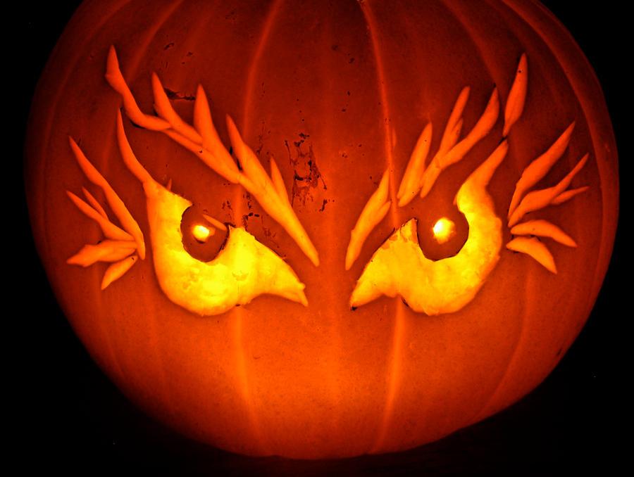 Halloween Pumpkin 2 by inspiredcreativity