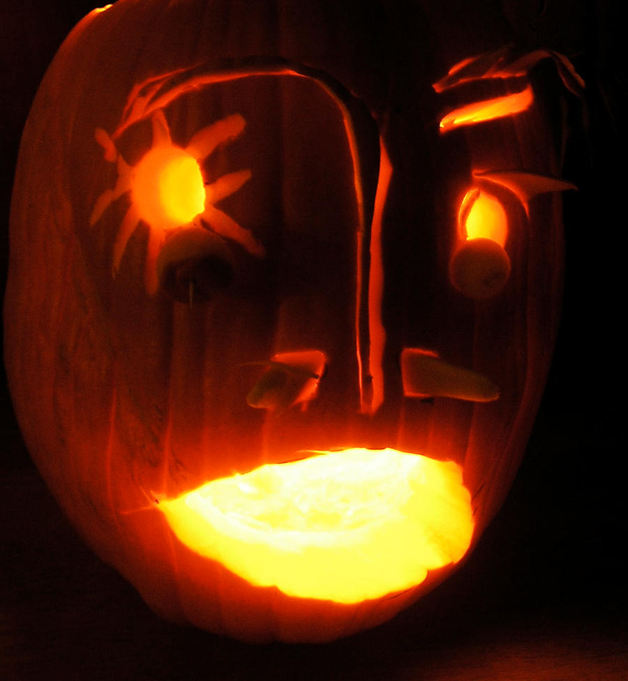 Halloween Pumpkin 1 by inspiredcreativity