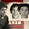 Adam Brody icon by fuzzy-poptart-inc