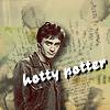 Hotty Potter icon by fuzzy-poptart-inc