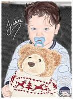 Joshie sketch by fuzzy-poptart-inc