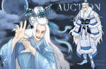 (open) Prince of the Cold Moon | adopt auction by kieransoop