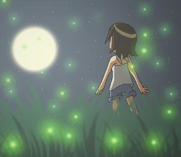 Land of Fireflies by xAshennightx