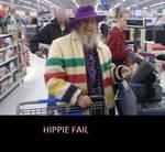 Hippie Fail At Walmart