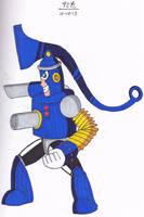 Mega Man Warriors #74: Pump Man by NinjaDude719