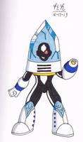 Mega Man Warriors #76: Chill Man by NinjaDude719