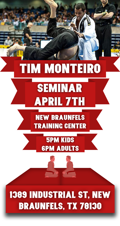 Seminar Even Poster Tim Monteiro by caseharts