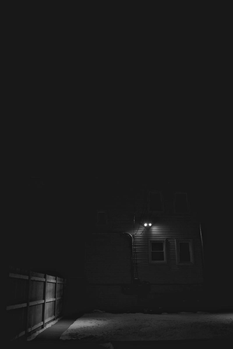 It's been dark lately. by Cedardar