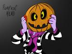 Pumpkin-headed