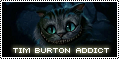 Tim Burton Addict icon by Arkyz