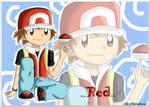 .:Red pokemon:.