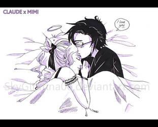 SKC- Mimi-chan by SkyGiratina00