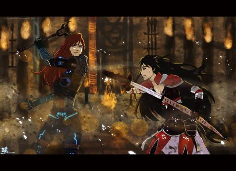 COMM: Final fight
