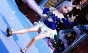[MMD] TERA Elin Dance - Suki! Yuki! Maji Magic