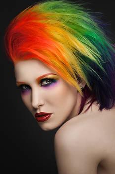 Gary Clutterbuck Rainbow Retouch