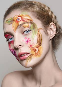 Damien Mohn Flower Retouch