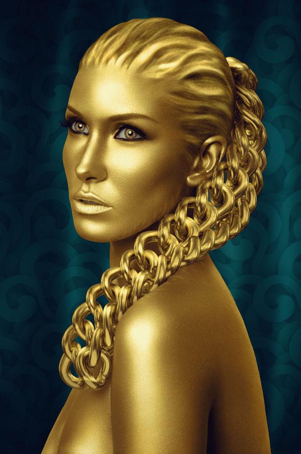 Gold by AMarfoog