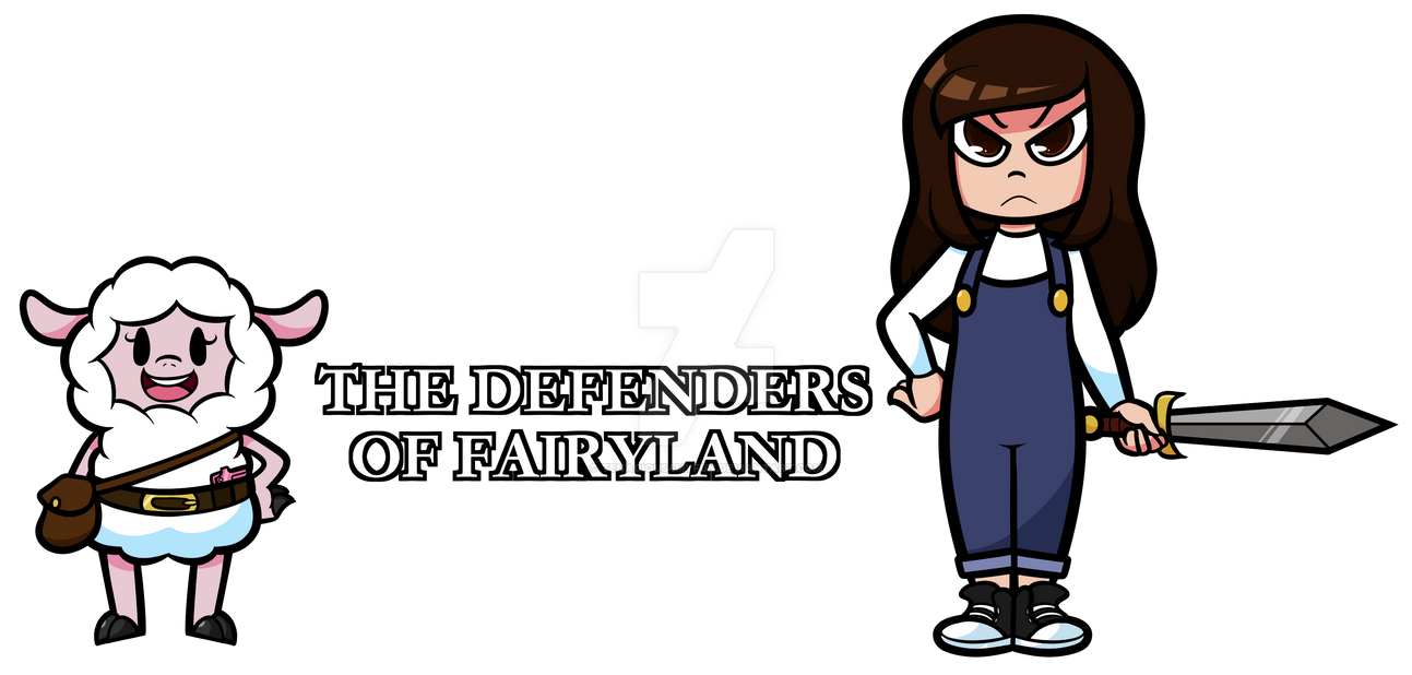 The Defenders of Fairyland by tenacious4myfun