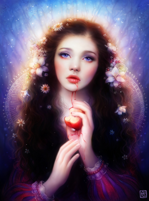 Snow White by escume