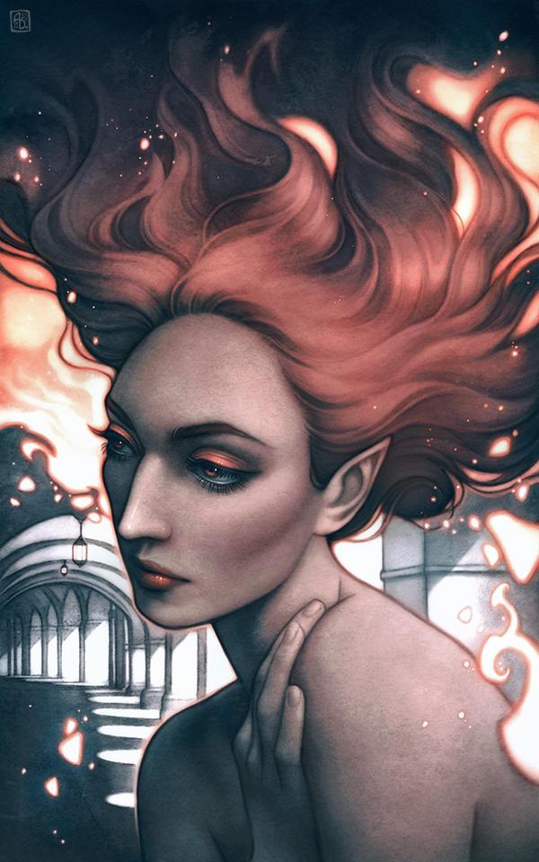 Night Huntress by escume