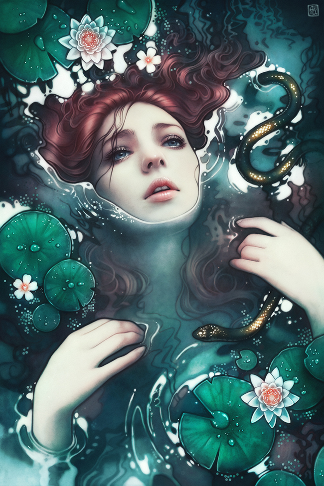 The Sirens Last Song by escume