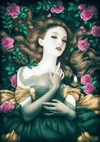 Rose Eternelle by escume