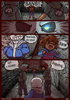 DETERMINATIONTALE COMIC - Page 2 by CreatorOfCastell