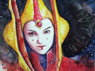 Queen Amidala by ArielTW